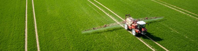 Обработване на селскостопански масиви