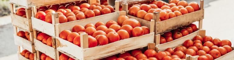 Износ /внос на селскостопанска продукция
